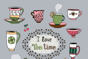 I Love Tea Time