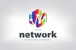 Marketing Network Logo