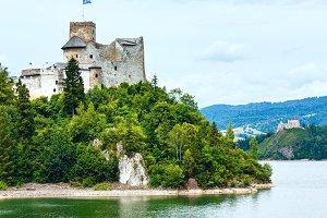 Niedzica Castle (Poland).