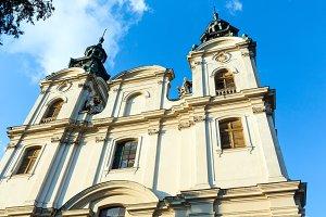 Church in Lviv, Ukraine