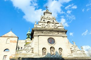 Bernardines abbey church, Lviv
