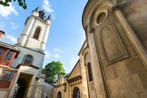 Armenian church in Lviv City