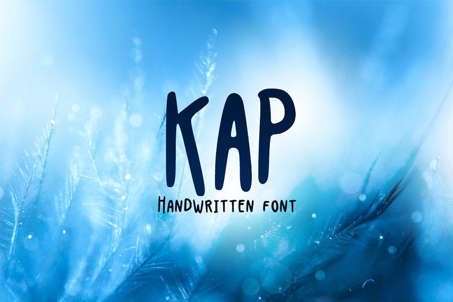 KAP Font