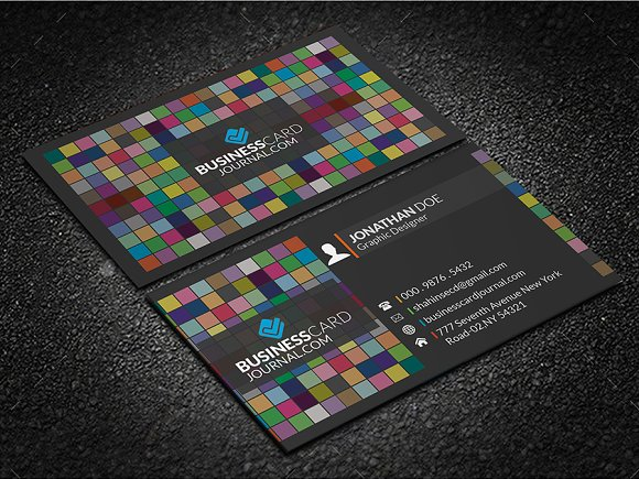 Box Business Card