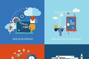 Web and application development