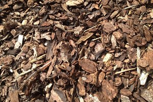 Dark Wood Chips