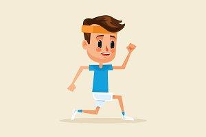 portsman runner character