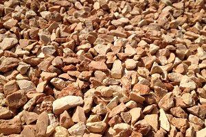 Orange Stones - Texture