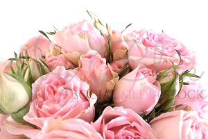 Rocking Rose - Pink Rose Bouquet