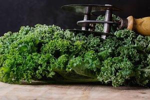 Kale Cabbage