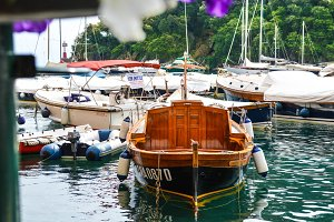 Italian Sail Boat