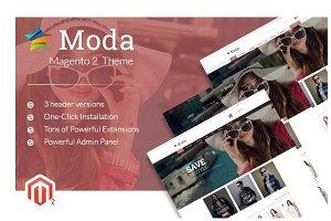MGS Moda - Magento 2 fashion theme