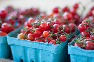 Farmer's Market Cherry Tomatoes