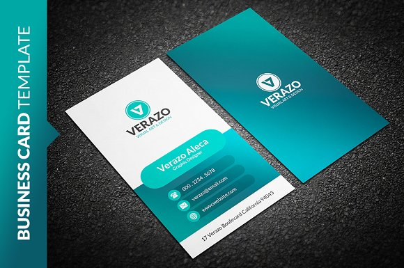 Modern stylish business card business card templates creative modern stylish business card business card templates creative market accmission