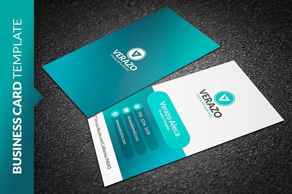 Modern stylish business card business card templates creative modern stylish business card business card templates creative market fbccfo Choice Image