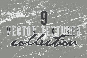 9 Vector Textures Pack