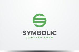 Symbolic - Letter S Logo
