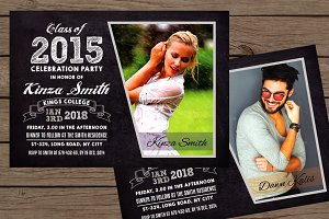 graduation invitation photos graphics fonts themes templates