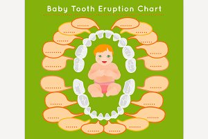 Baby Tooth Arrival Poster