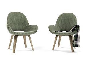 Agata armchair by InDahouze