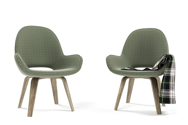 Furniture: inDahouze - Agata armchair by InDahouze