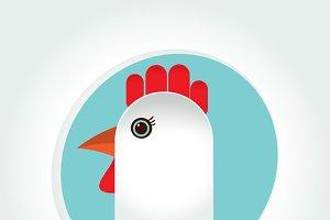 Cock design element
