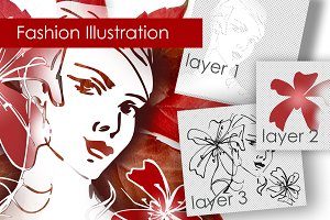 Fashion Illustration 2