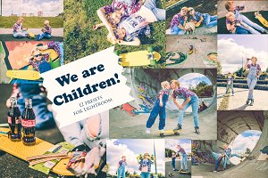 We are Children! - 12 presets for Lr