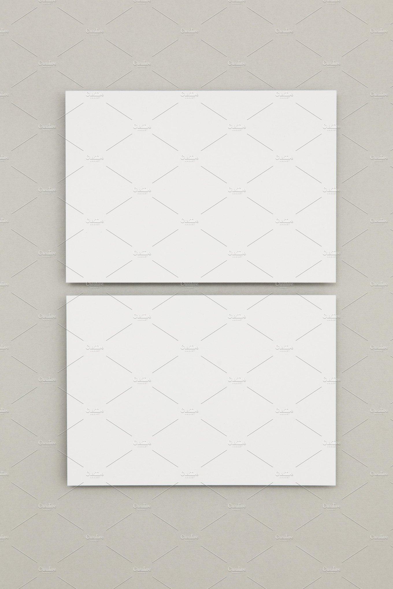 blank postcard flyer  photos  creative market