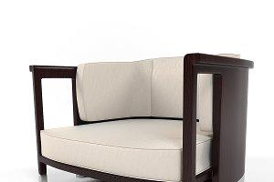 Dropp armchair