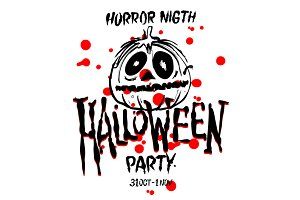 Halloween Party Design t