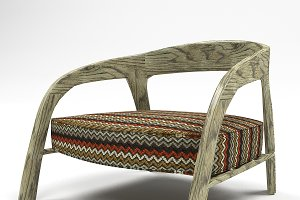 Mokha armchair
