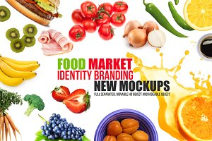 Branding Identity MockUps