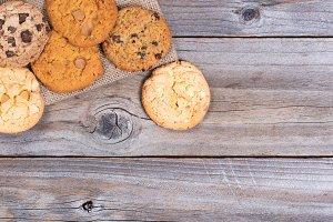 Choice of Cookies