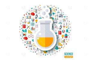 Chemistry flask