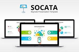 Socata Keynote Template