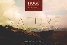 Huge Nature Photo Set. 250+ images!