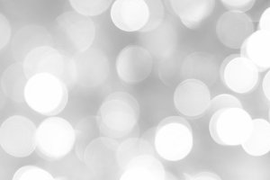 abstract silver glitter christmas background