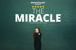 THE MIRACLE Photoshop Action