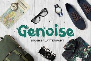 Genoise Font