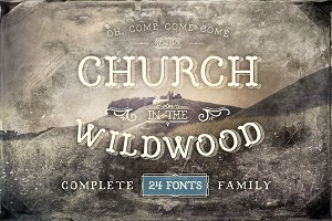 Church in the Wildwood Complete