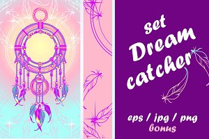 set Dreamcatcher