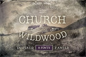 Church in the Wildwood Inspired