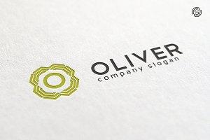 Oliver Logo Template