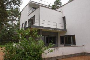 Bauhaus masters houses