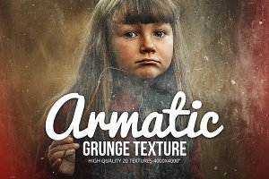 Armatic Grunge Textures Pack I + Act