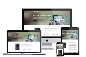 AT PROCOSER- Onepage Joomla Template