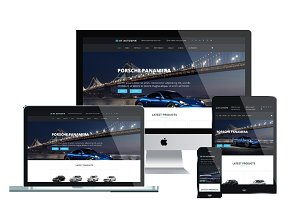AT AUTOSPIK - Car Joomla Template