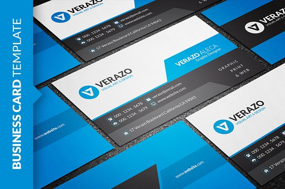 Creative corporate business card business card templates creative corporate business card business card templates creative market friedricerecipe Gallery