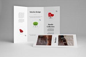 Product Trifold Brochure III